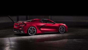 2020 Chevrolet Corvette Stingray